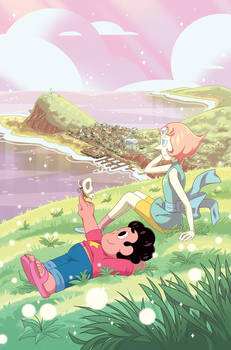 Steven Universe Issue 29 (A) Cover
