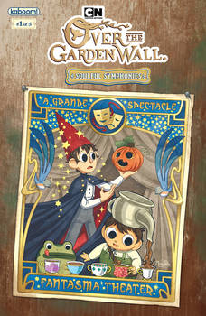 Over the Garden Wall Soulful Symphonies #1 Variant