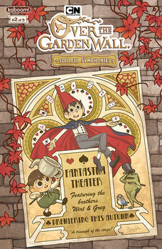Over the Garden Wall Soulful Symphonies #2 Variant