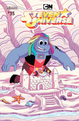 Steven Universe Issue 35 (A) Cover