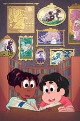 Steven Universe Issue 36 (A) Cover