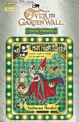 Over the Garden Wall Soulful Symphonies #5 Variant