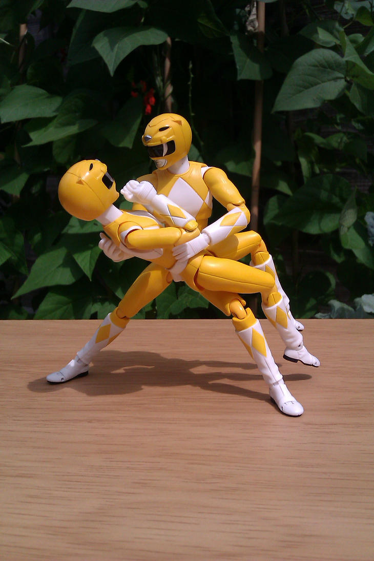 The Forbidden Romance Between Two Yellows by Cyberleader2000