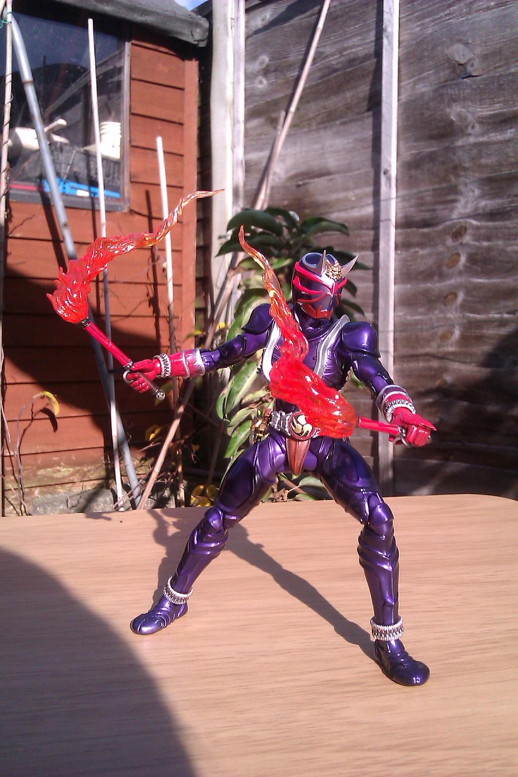 Kibojutsu Rekkadan by Cyberleader2000
