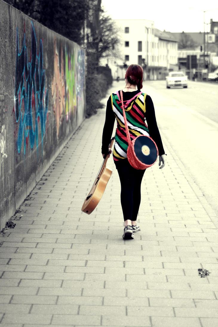 I walk the line by DshaLie