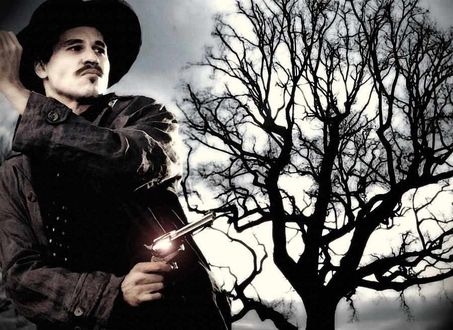 Doc Holliday Val Kilmer Wallpaper Doc holliday by
