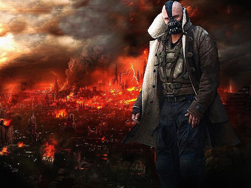 Tom Hardy - Bane by AMANDABOMINATION on DeviantArt