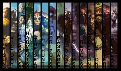 Theros Gods (Black)