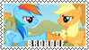 Bro Hoof Stamp by xLuminousTwilightx