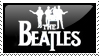 The Beatles Stamp by strawberry-hunter