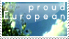 European Stamp by strawberry-hunter