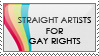 LGBT Stamp by strawberry-hunter
