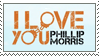I love you, Phillip Morris by strawberry-hunter