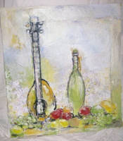 Music Fruit and Wine by Stevenmcneil
