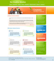 Our Creative Solution by webgraphix