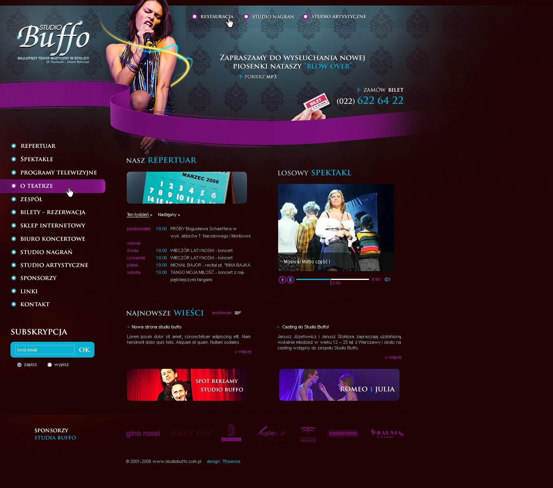 studiobuffo.pl by bratn by webgraphix