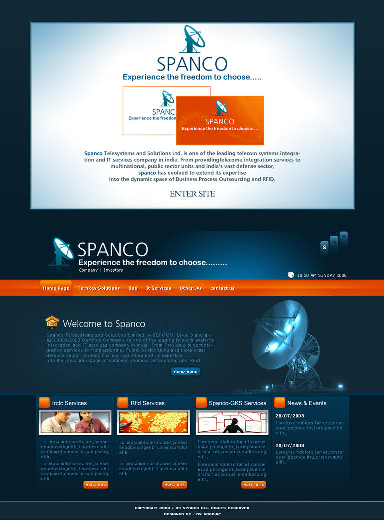 SPANCO by dxgraphic by webgraphix