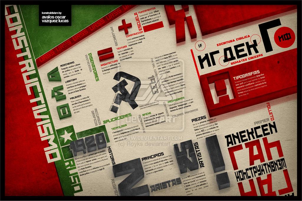 Konstruktivizm -UnivWork- by webgraphix