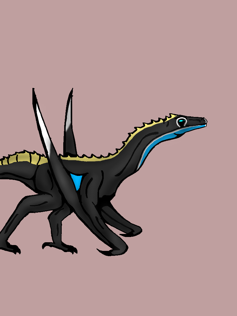 Indoraptor by ThornxThunder