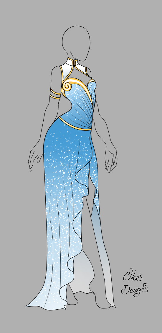 Outfit Design Auction #6 [Closed] by DoYouKnowJuice on DeviantArt