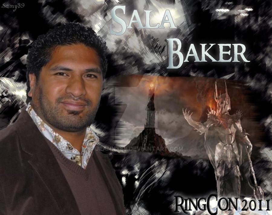 sala baker sauron voice