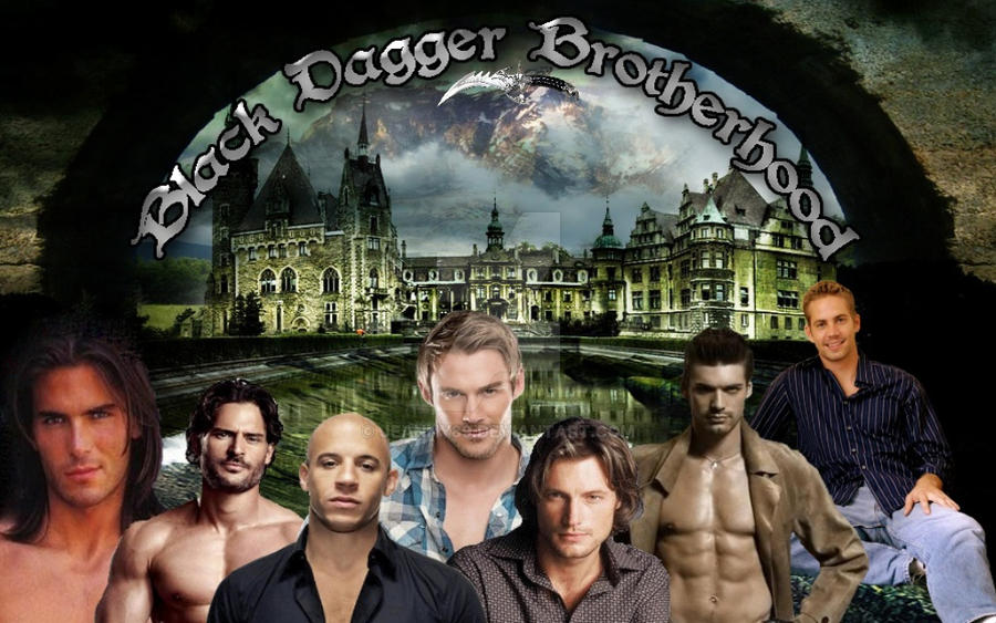 Black Dagger Brotherhood Walli By Jeanny89 On Deviantart