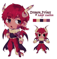[SOLD] Princely Dragon Auction *points/pp*