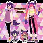 HALLOWEEN KITTIES- pp/points CLOSED