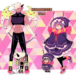 MORE HALLOWEEN ADOPTS pp/points CLOSED
