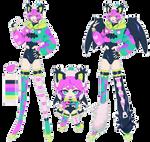[dainty myo] cevian