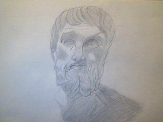 greek dude by tensec