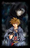 Riku + Sora by twisted666