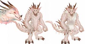albino dragonflight