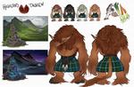 highland tauren