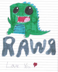 Rawrness by psychoanimelover