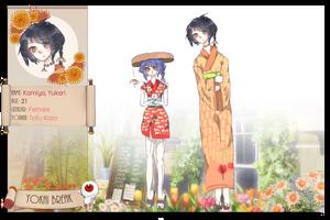 YOKAI-BREAK -- Kamiya, Yukari (@ieari)