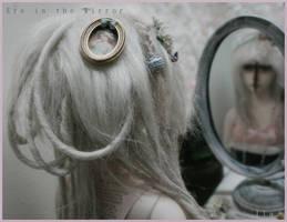Mirror .Girl in a Frame. by Jubriel