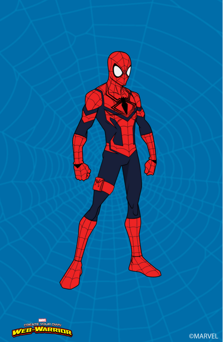 spider man suit 2024 by ironskillet567rblx on deviantart