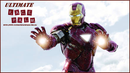 Ultimate Face Palm Podcast Iron Man