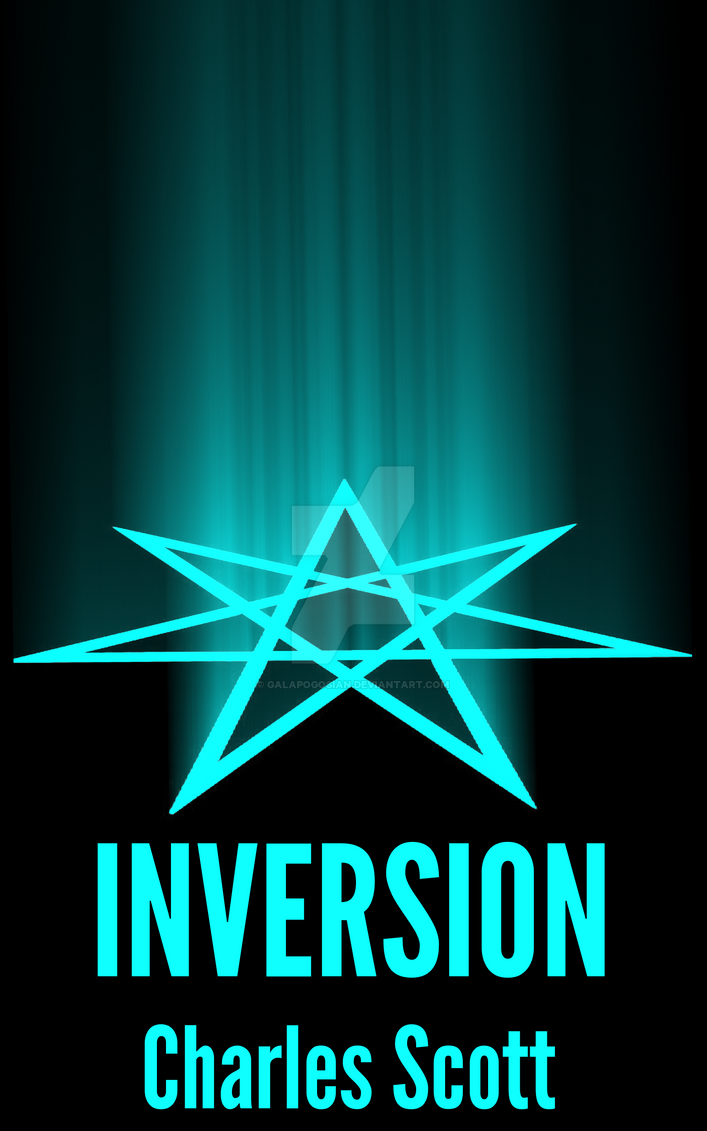 Inversion Book Cover by galapogosian