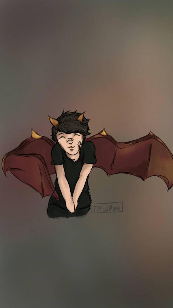 lil dragon boy  by TypicalMoose