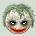 Emoticon - Joker by Chfutzin