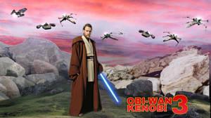 Obi-Wan Kenobi 3 (8023) Poster