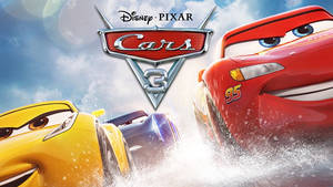 Happy 4th Anniversary To Cars 3!