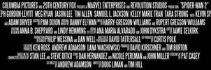 Spider-Man 2 (2002) Movie Poster Credits
