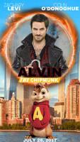 Alvin the Chipmunk (2017) Poster