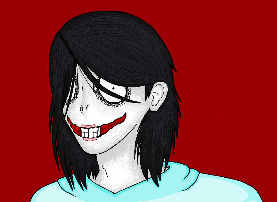 Jeff The Killer Post-Insanity by Eclipse-The-Awesome