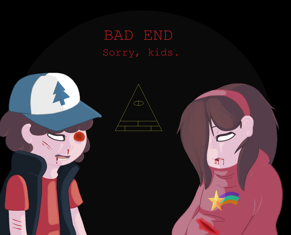 BADEND by Eclipse-The-Awesome