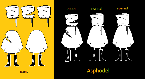 OC: Asphodel by Eclipse-The-Awesome