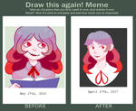 Draw This Again: Veronica